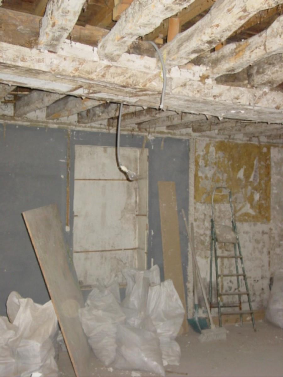 Réhabilitation logements Bièvres