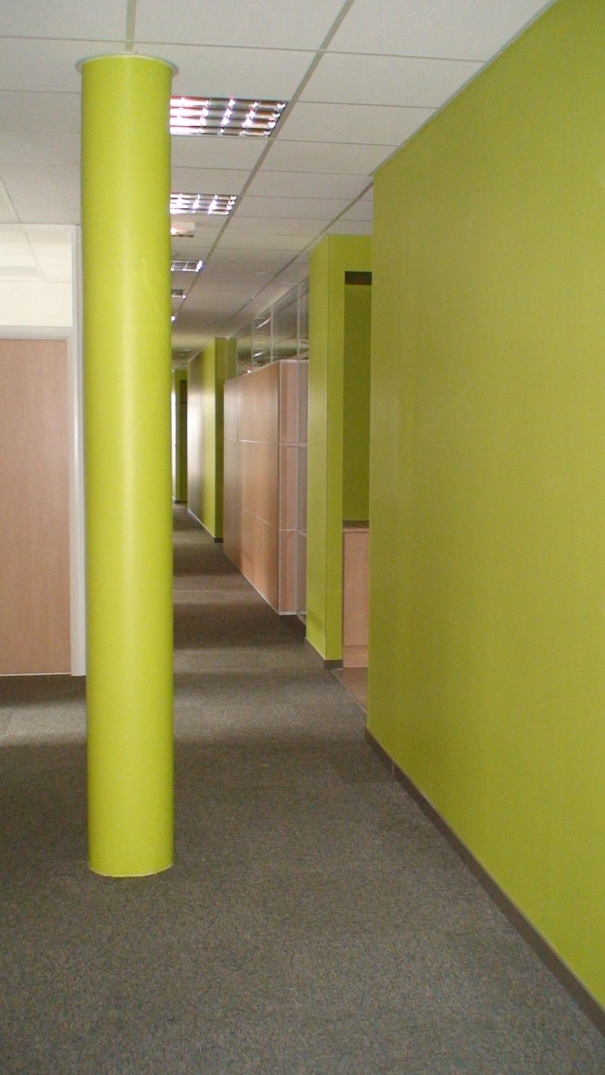 Aménagement plateau bureaux Orléans