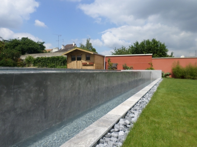 piscine  Igny